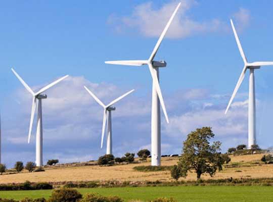 Tri Global Energy Wind Power