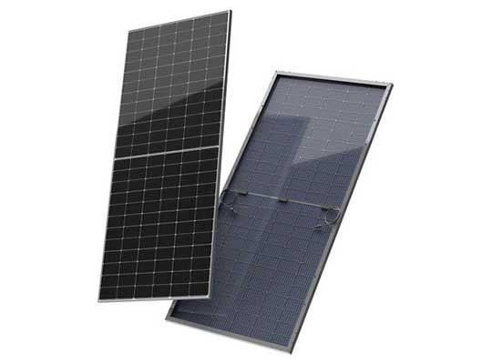 S4 half cell series PV modules