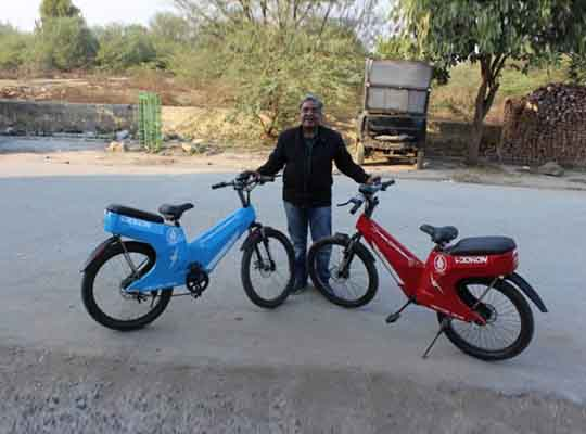 Rising Crude Price A Blessing In Disguise! Voltron Electric Cycle
