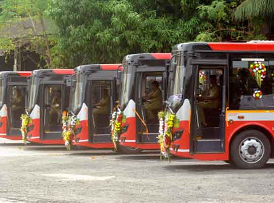 670 E-Buses & 241 Charging Stations Sanctioned Under FAME Scheme