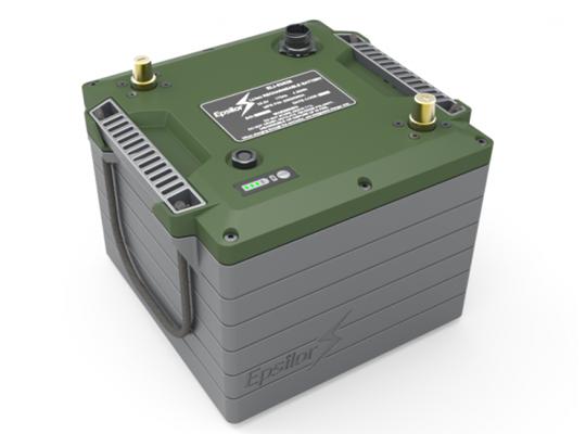 Epsilor's COMBATT 6T Li-Ion Battery