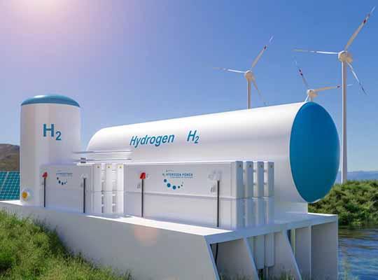 Clean Hydrogen Energy Storage