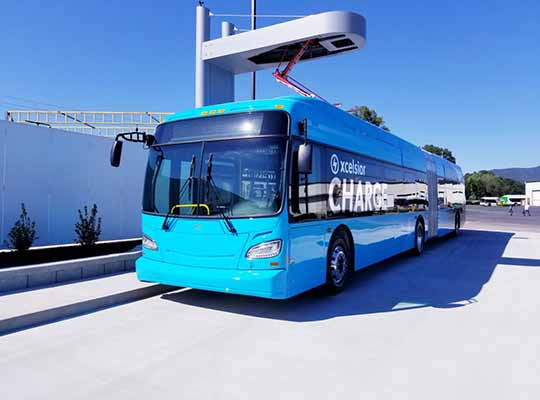 Electric Bus Charging