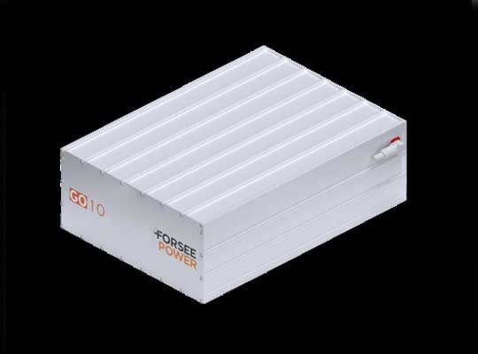 Forsee Power Battery Pack