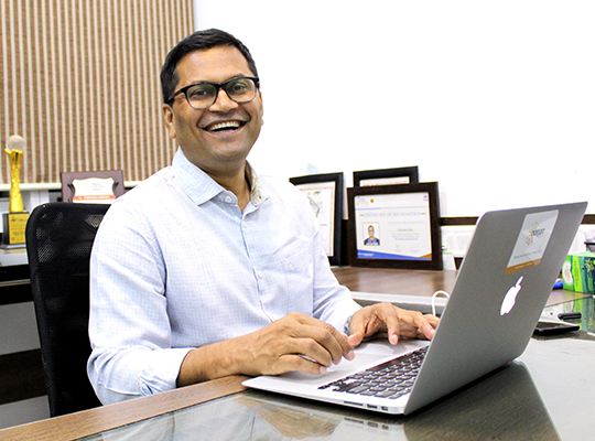 Gautam Das, Co-founder & CEO, Oorjan Cleantech Private Limited