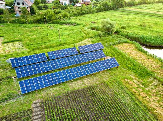 Solar Project Under Kusum