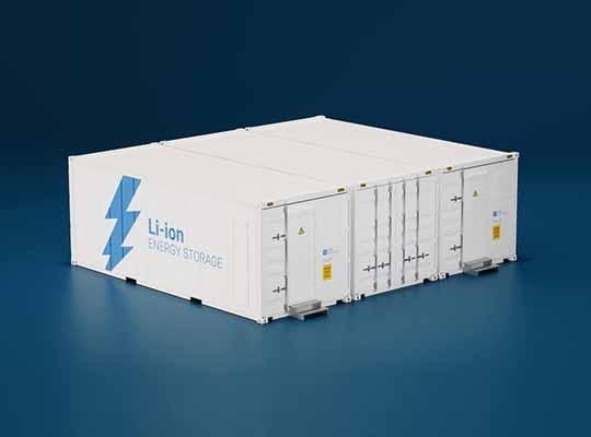 Battery-Energy-Storage