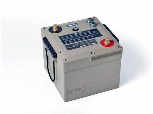 Epsilor COMBATT 6T Li-Ion Batteries