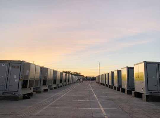 RES Top Gun Energy Storage Project